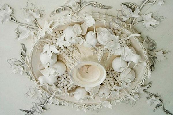 Vidy dekorativnyh rozetok