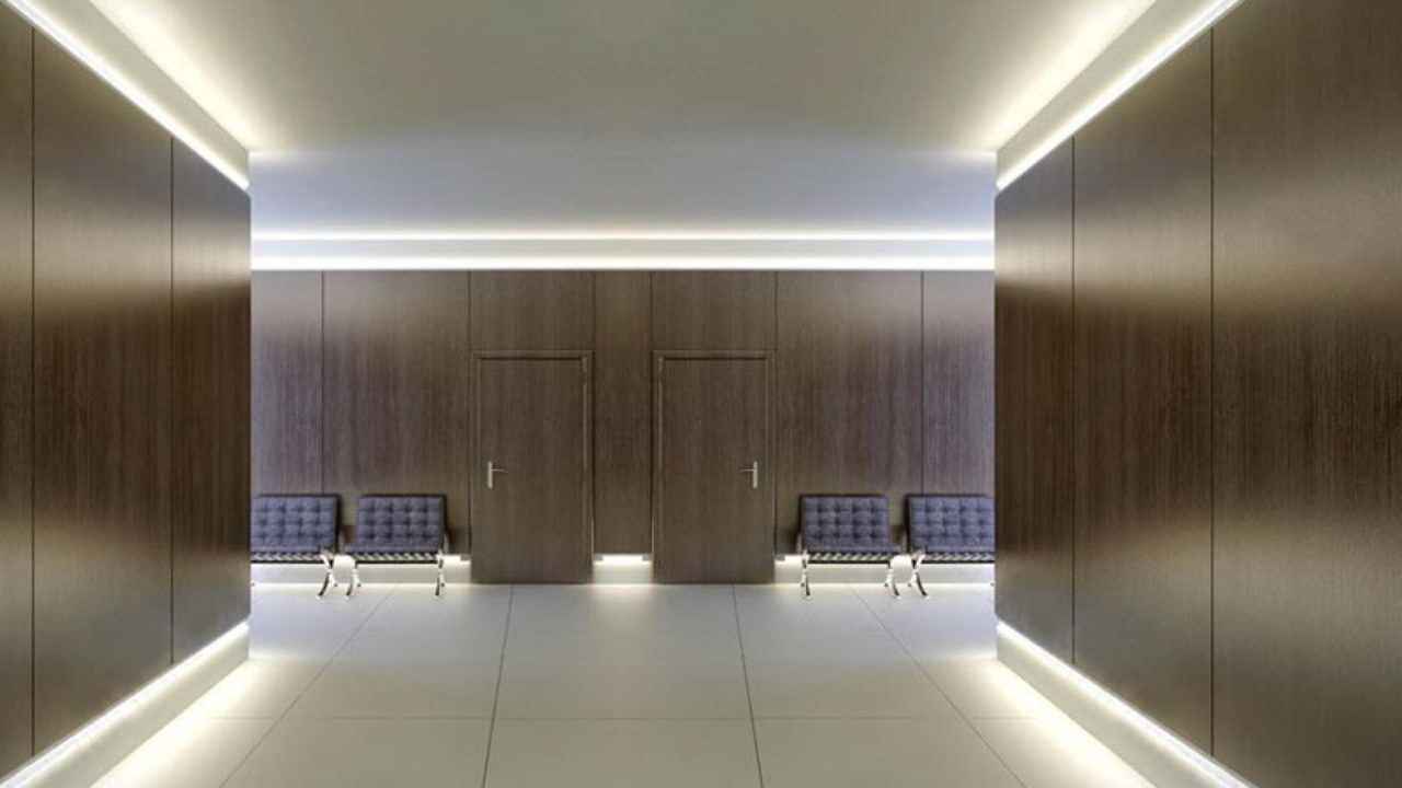плинтусы для LED подсветки